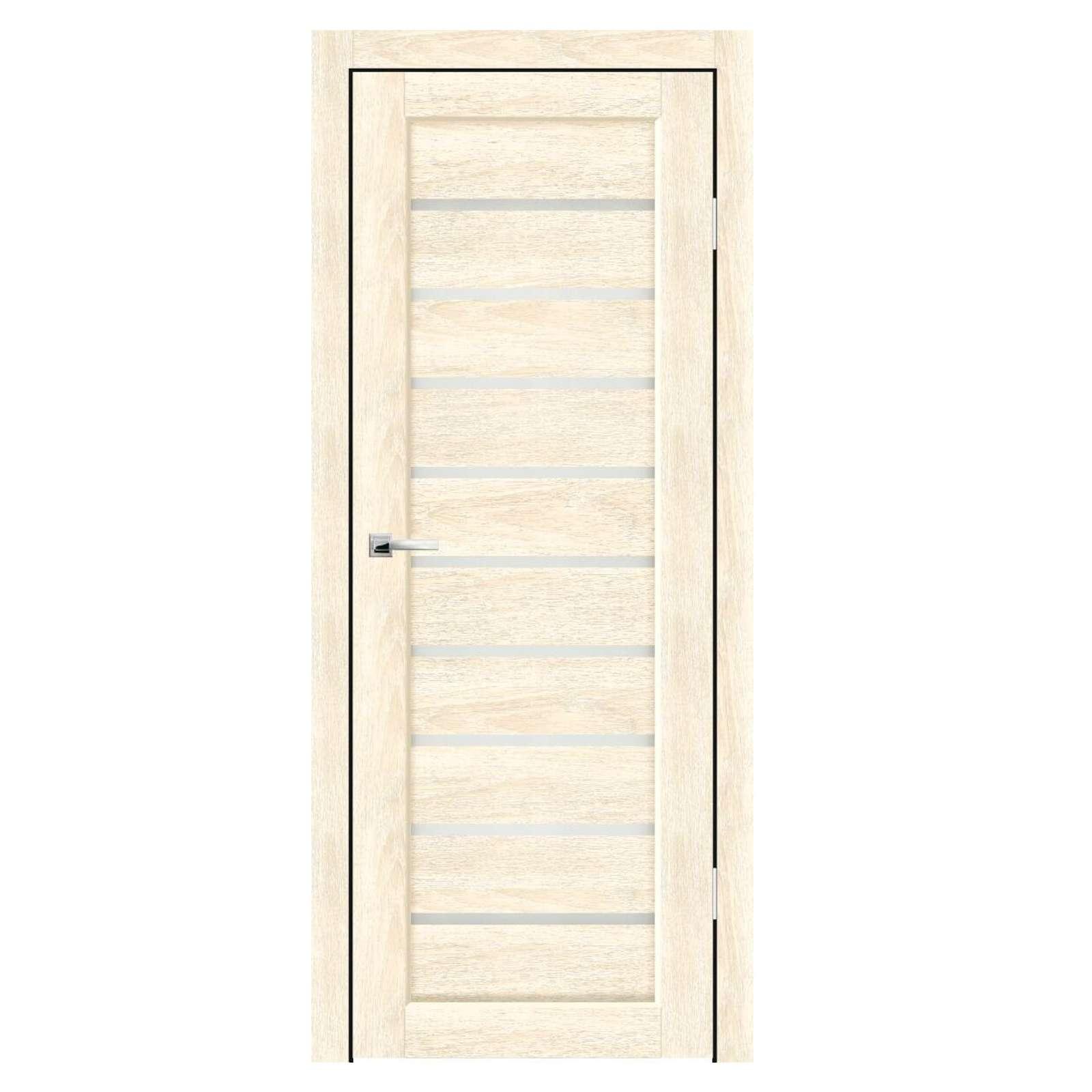 Дверное полотно Синержи Дольче, Ваниль, ПДО 600Х2000ММ