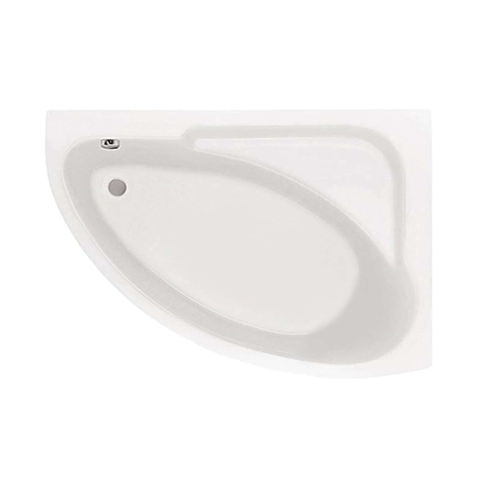 Ванна акриловая Santek - Гоа 150х100 см правая