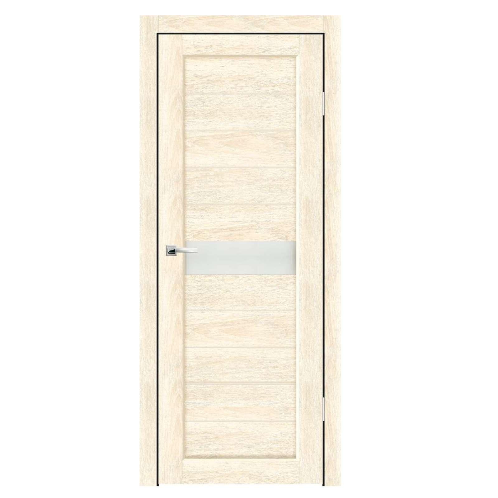 Дверное полотно Синержи Примо, Ваниль, ПДО 900Х2000ММ