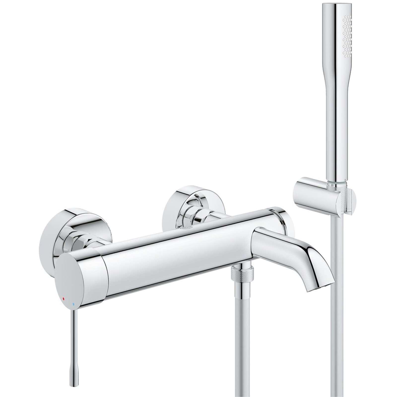 Смеситель для ванны Grohe Essence 33628001