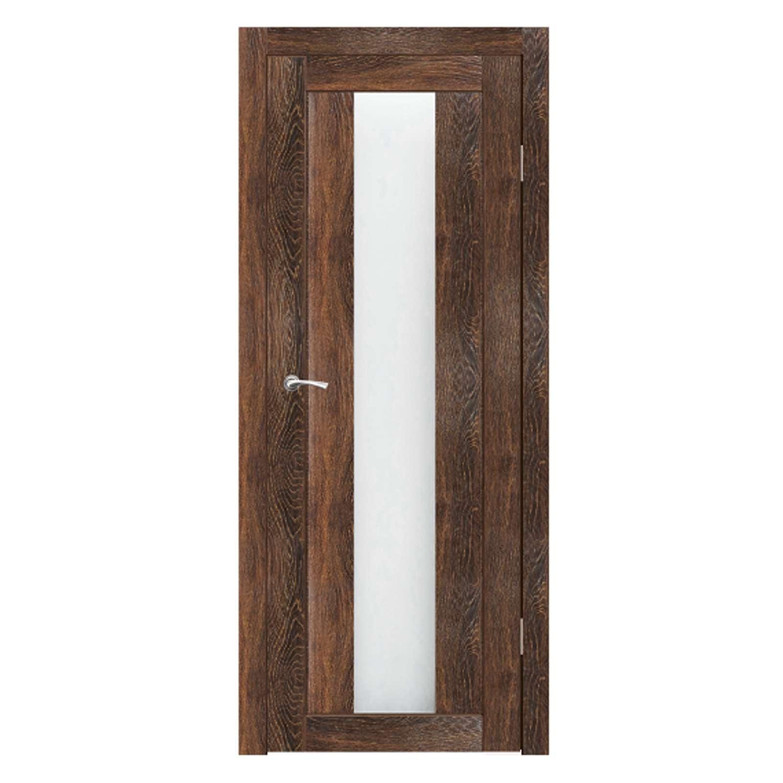 Дверное полотно Синержи Капелла, Виски, ПДО 700Х2000ММ