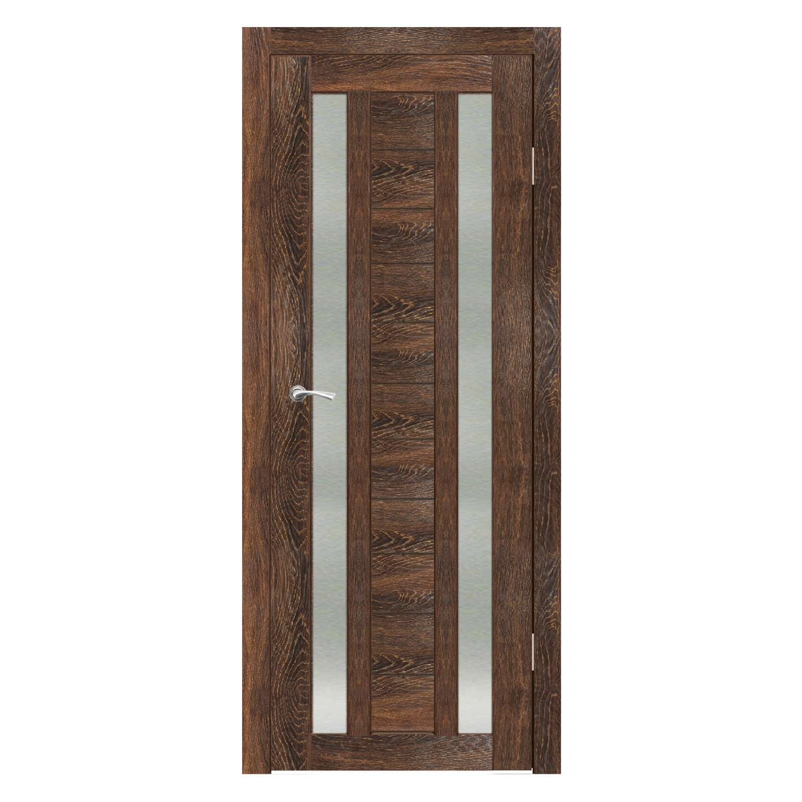 Дверное полотно Синержи Фиеста, Виски, ПДО 700Х2000ММ