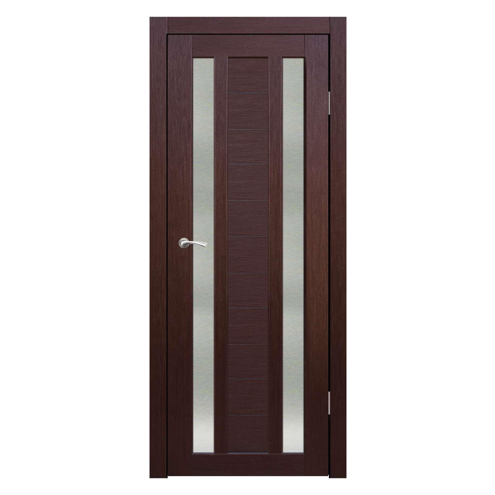 Дверное полотно Синержи Фиеста, Ноче кремоне, ПДО 600Х2000ММ