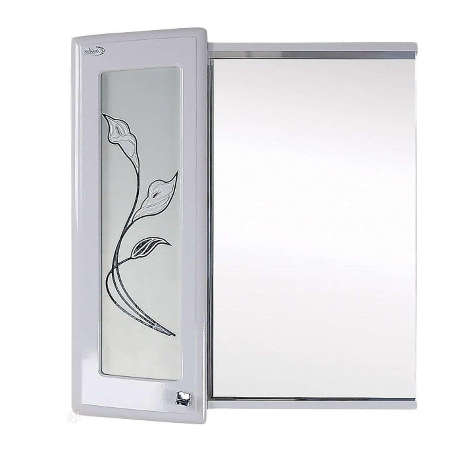 Зеркальный шкаф Onika Валенсия 65 левый (206533)