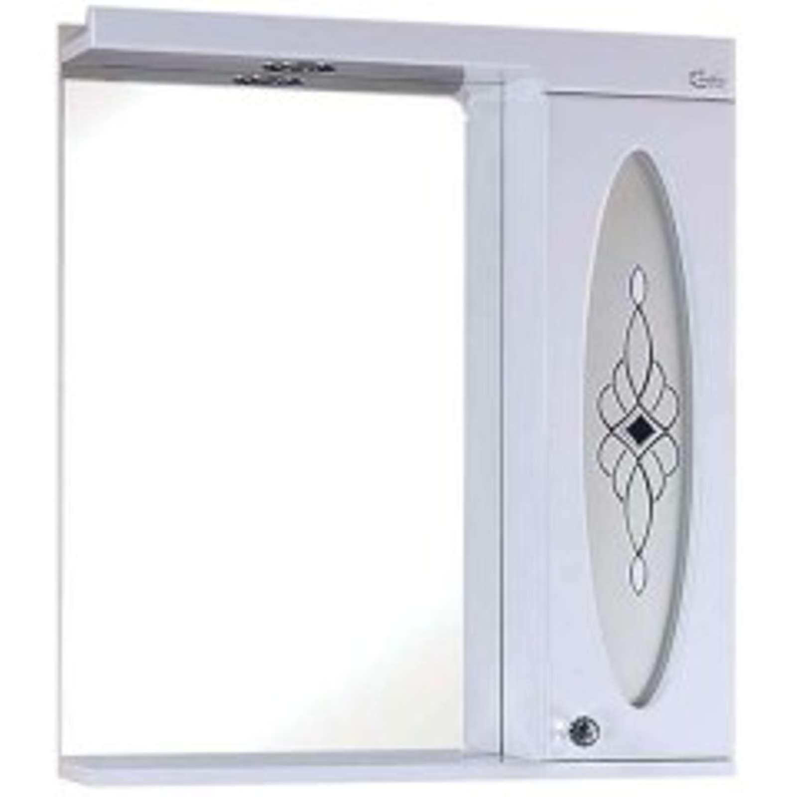 Зеркальный шкаф Onika Кристи 65 правый (206536)