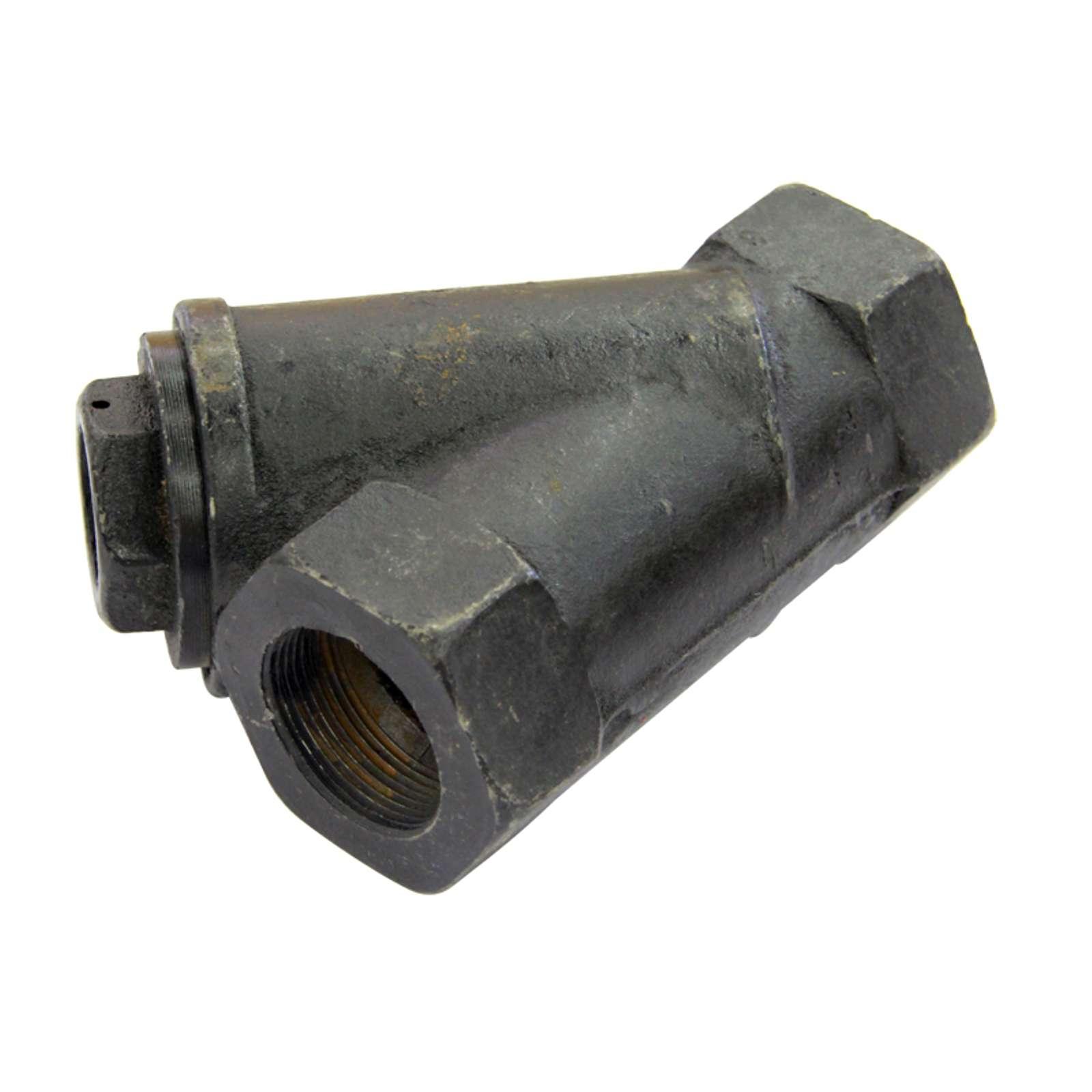 Фильтр магнитно-сетчатый муфтовый ФММ Ду40