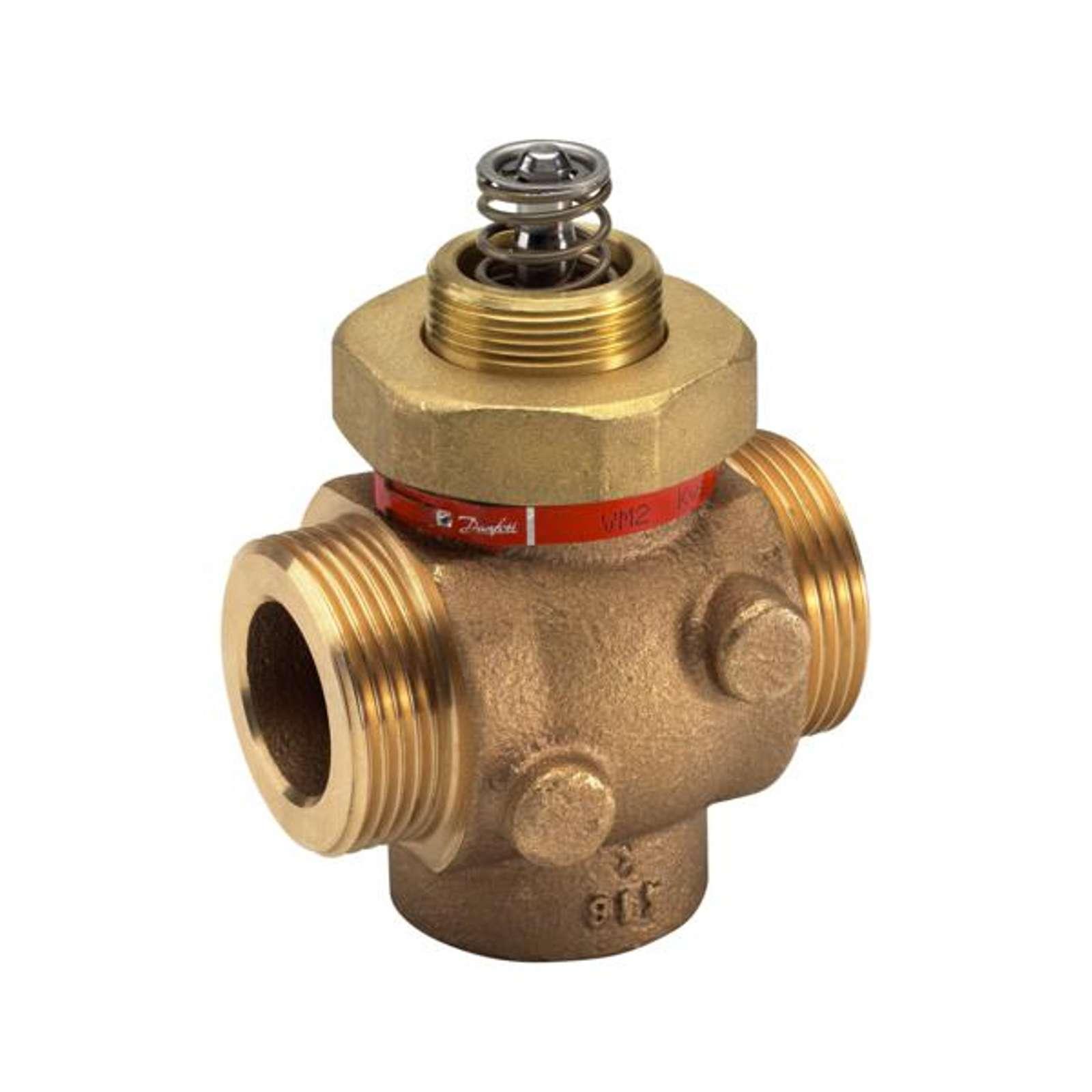 Клапан регулирующий VM2 Ду 25/6,3 Danfoss