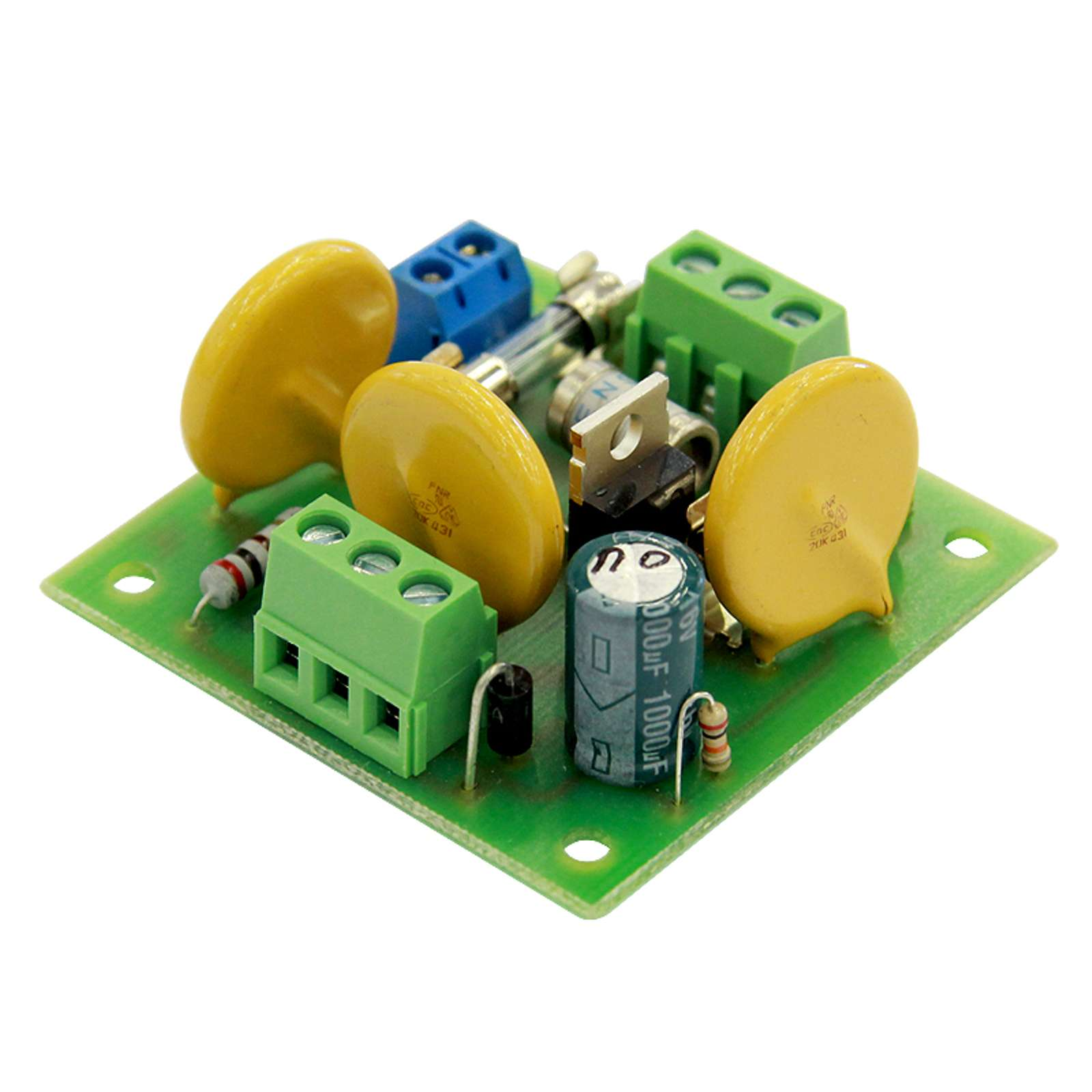 Блок защиты электросети Альбатрос-500 DIN