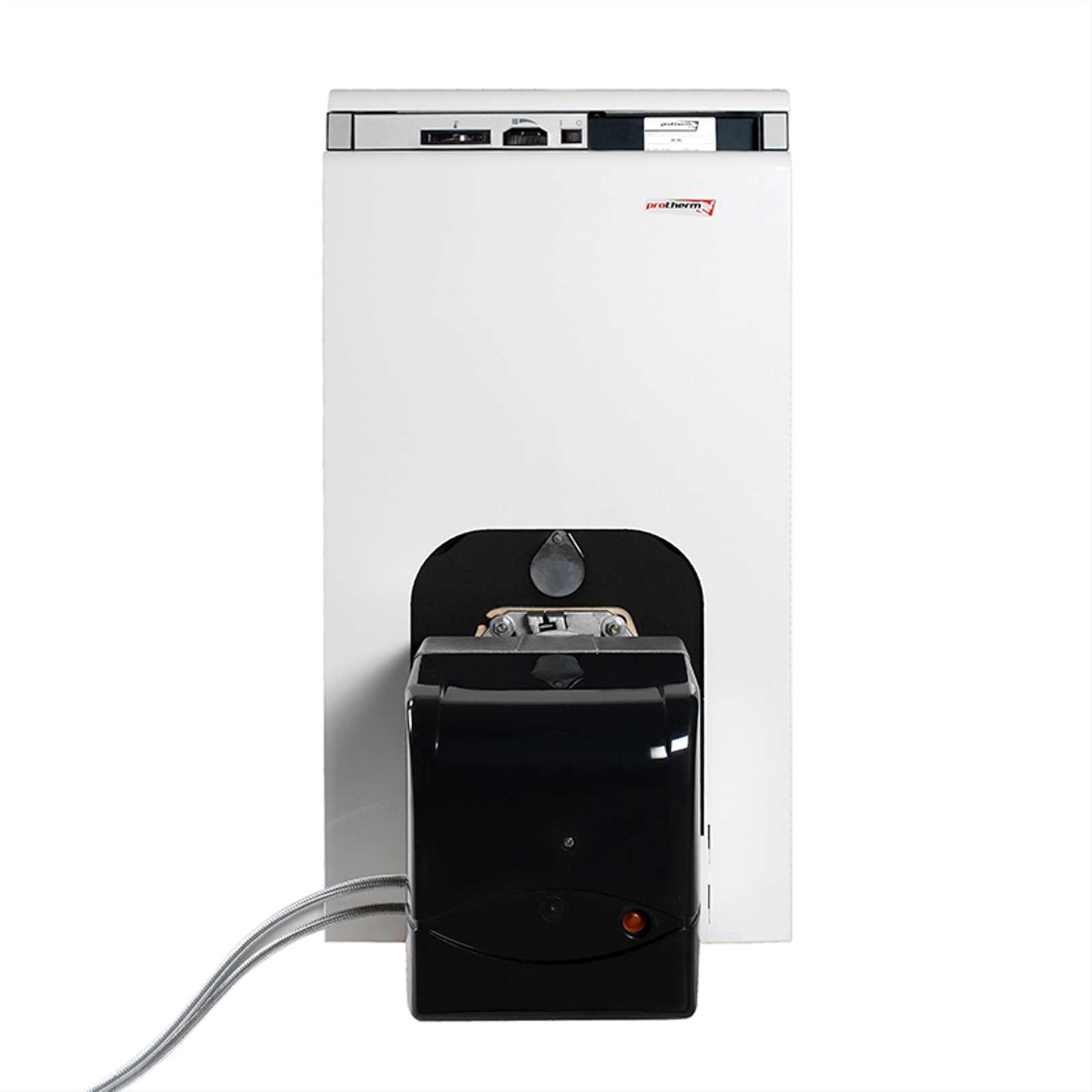 Котел напольный на газовом / дизельном топливе Protherm Бизон 50 NL (0010003943)