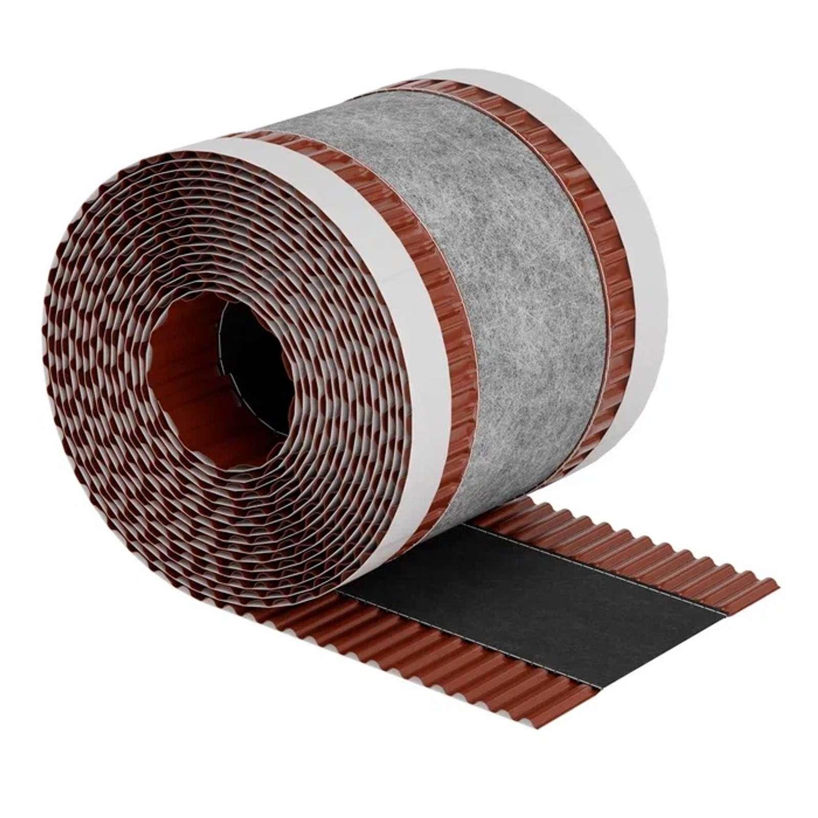 Дышащая изоляционная прокладка Ондуслим 5000х150мм