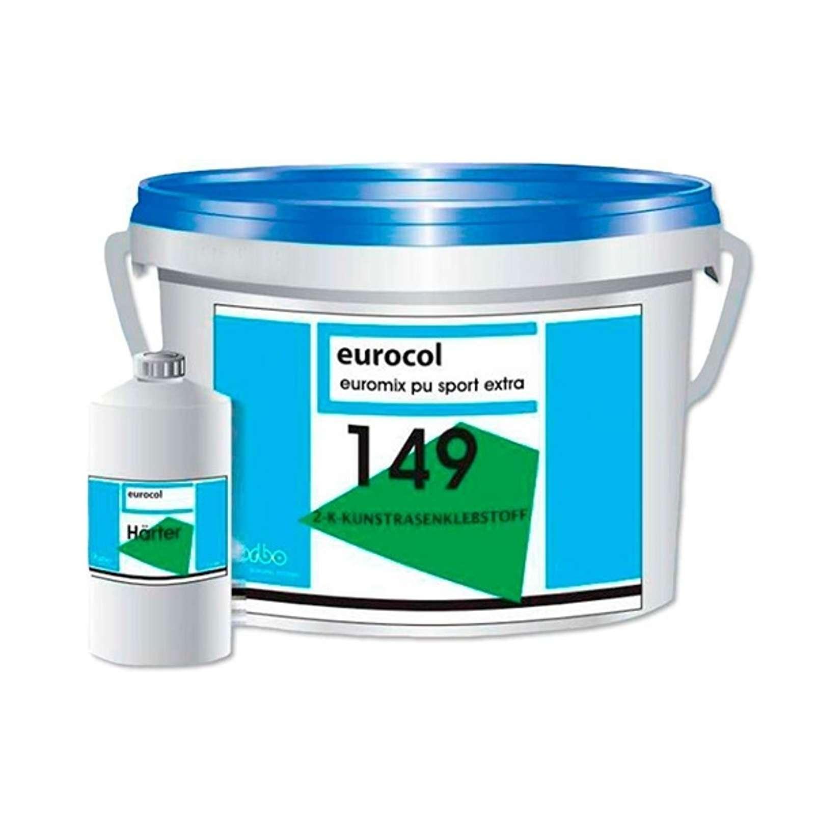 Клей Forbo (149 2-К, 13,2 кг, двухкомпонентный, срок хранения 12 мес, не морозостойкий для искусственной трав)