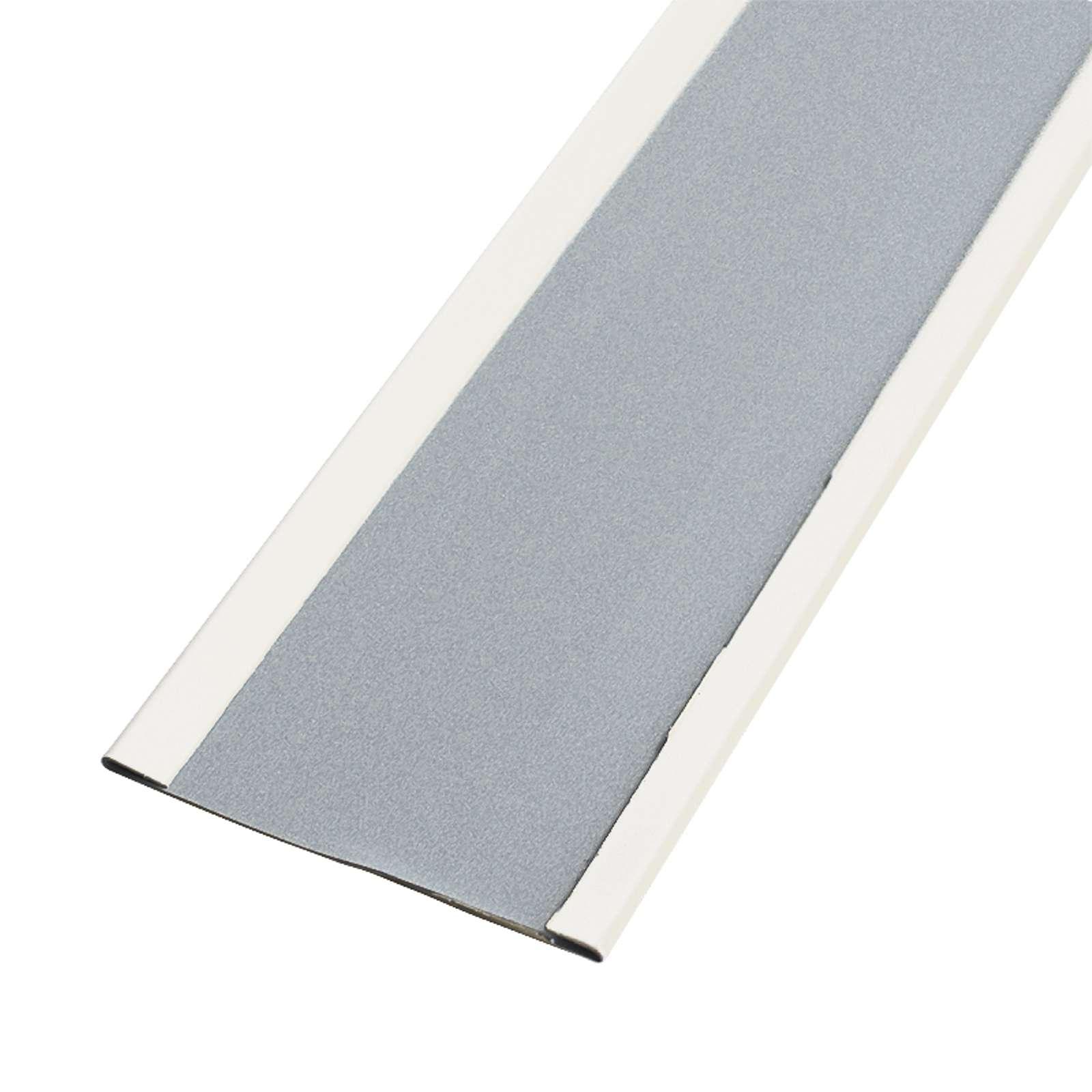 Планка стыковочн. метал. (белый RAL 9003) 60х3000