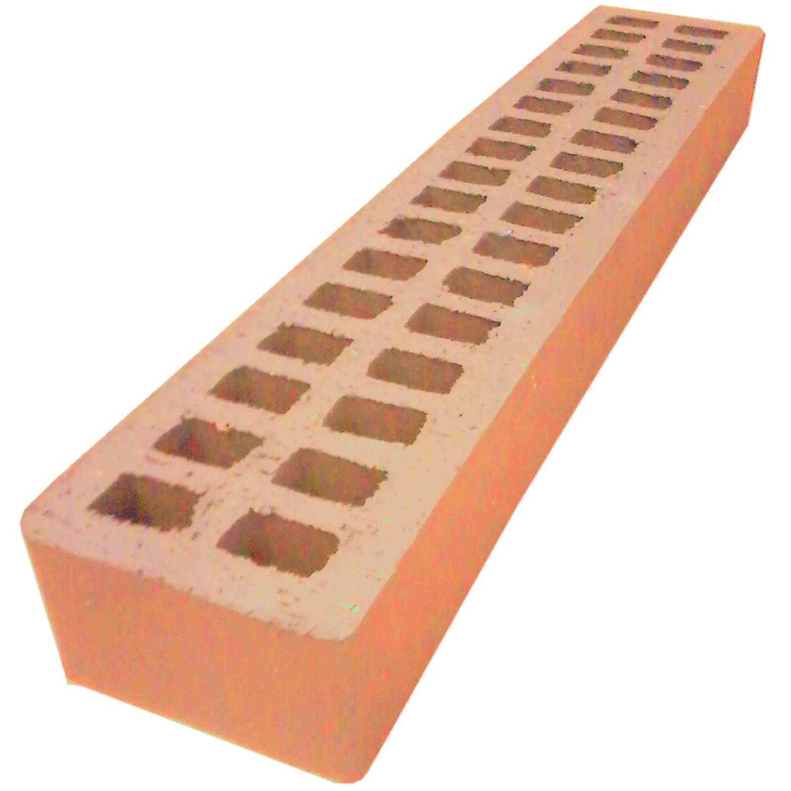 Кирпич АВС- клинкер лицевой М150/200 (490x95x52) осенний лист, Ригель формат 1,2НФ, Ревда