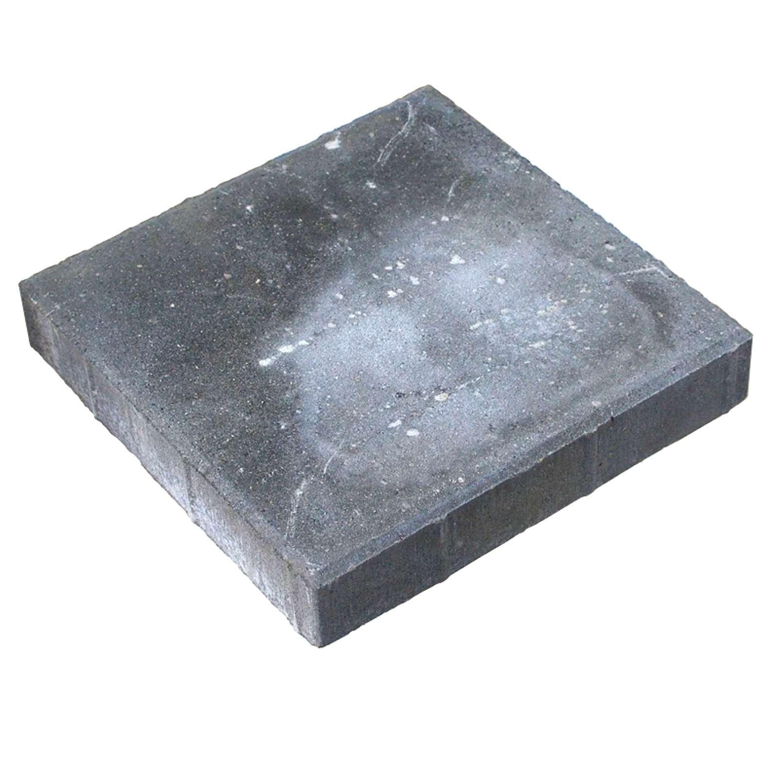 "Плитка тротуарная ""Квадрат"" 300*300*50 мм, серый"