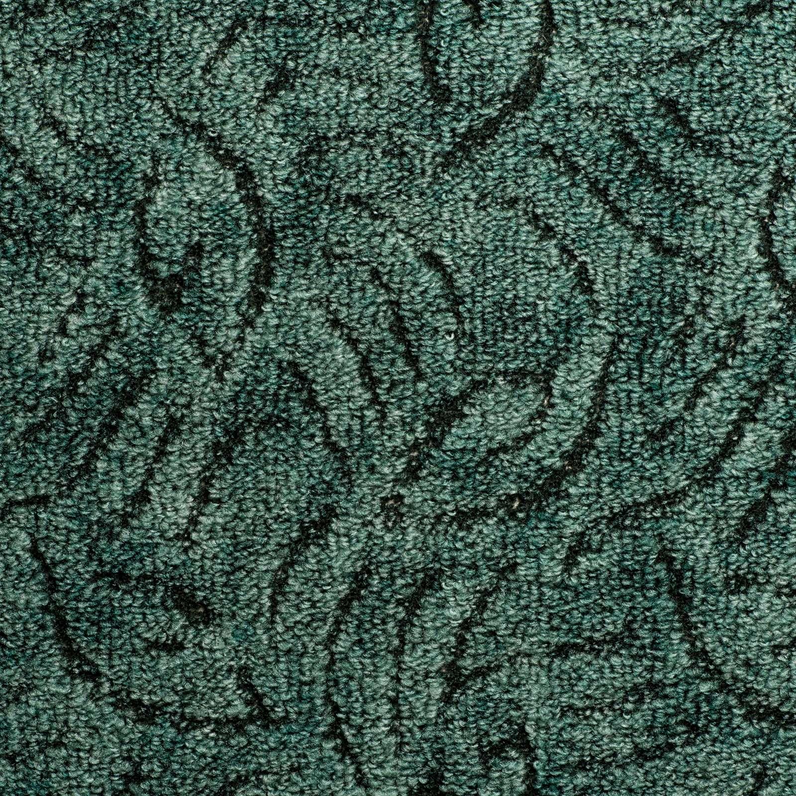 Ковровое покрытие ITC TAMARES 020 зеленый 4 м