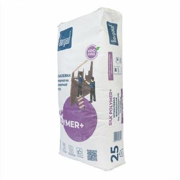 Шпаклевка финишная полимерная Bergauf Silk Polymer 25 кг