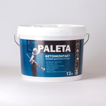Грунтовка Paleta бетонконтакт морозостойкий, 12 кг