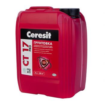 Грунтовка Ceresit CT17, 5л