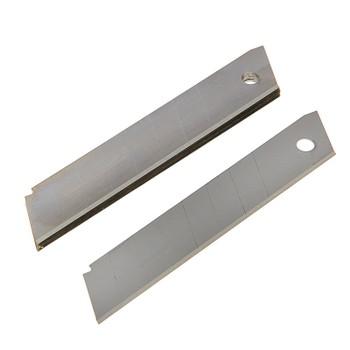 Лезвия сегментированные для ножей Tundra, 18×0,4 мм, 10 шт