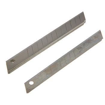 Лезвия сегментированные для ножей Tundra, 9×0,4 мм, 10 шт