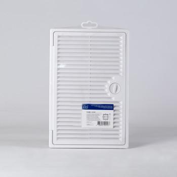 Решетка вентиляционная ERA Декофорт 200х300 (2030ДФ)