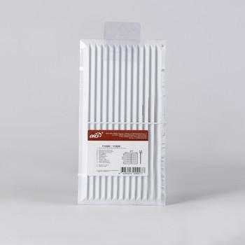 Решетка вентиляционная односекционная ERA 113х217 (1122С)