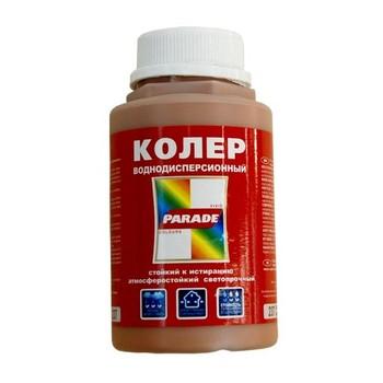 Колер PARADE в/д № 237 (кофе с молоком) 0,25л