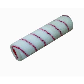 Ролик полиамид 180мм, ворс 12мм, бюгель 8, с красной полосой