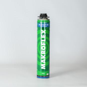Пена монтажная Makroflex 65 promo профессиональная всесезонная, 850 мл