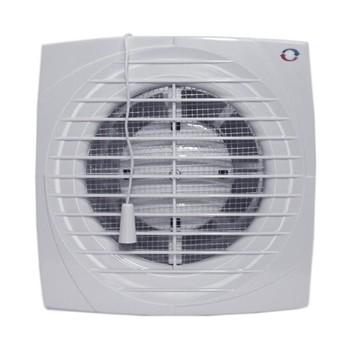 Вентилятор 100 ДВ (150*150мм) Вентс (с выкл.)