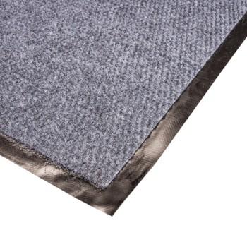 Коврик грязезащитный Трафик, серый, 80х120 см