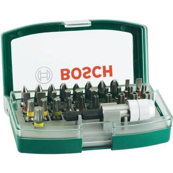 Набор бит COLORED 32 предмета Bosch