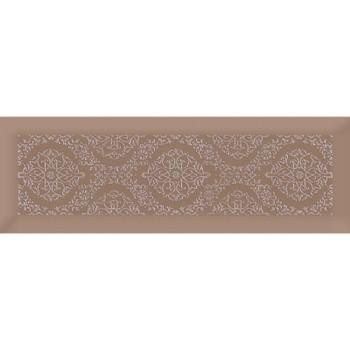 Декор 100х300мм Metro Lacroix decor 08 Gracia Ceramica