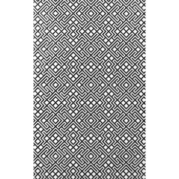 Декор 250х400мм Камелия черн 04, Unitile