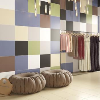 Плитка для пола Unitile Моноколор 400х400 мм бежевая