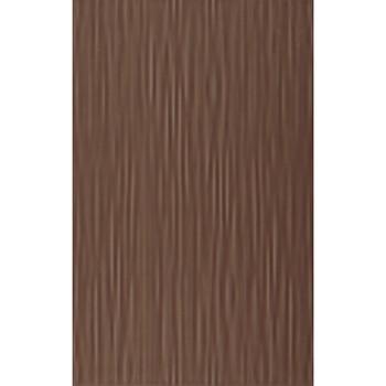 Плитка керамическая Unitile Сакура 250х400 мм коричневый низ