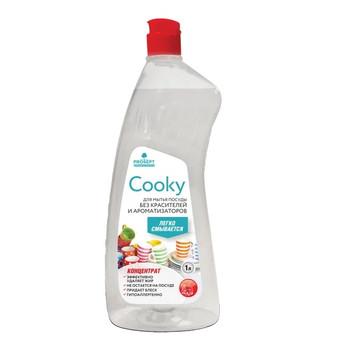 Средство для мытья посуды Cooky, 1л, Prosept