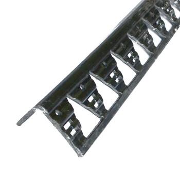 Бордюр пластиковый черный, 3000 мм, 8210