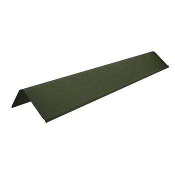 Щипцовый профиль Ondulline зеленый 1100 мм