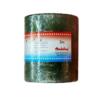 Герметизирующая лента Ондуфлеш зеленая 5000 х 150 мм