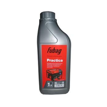 Минеральное моторное масло Fubag PRACTICA SAE 30