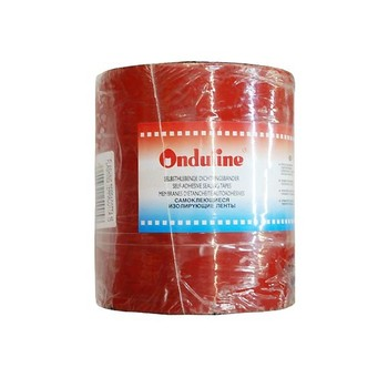 Герметизирующая лента Ондуфлеш красная 5000 х 150 мм