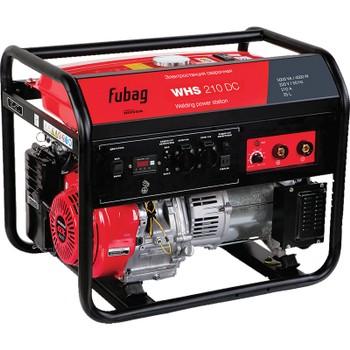 Генератор бензиновый FUBAG WHS 210DC
