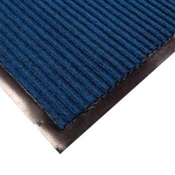 Коврик грязезащитный Двухполосный, синий, 90х150 см.