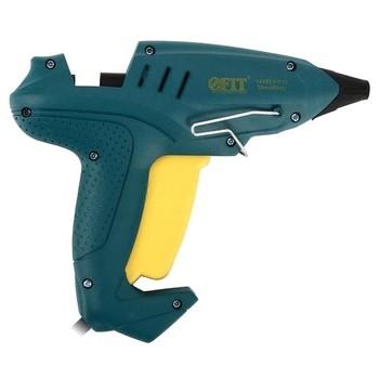 Пистолет клеевой 14355, FIT IT, 220 В, 400 Вт, под стержни 11мм , *