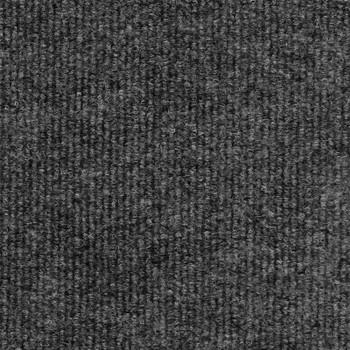 Покрытие ковровое Meridian 1135, 4 м, серый, URB, 100%PP