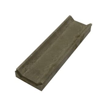 Слив тротуарный полимерпесчаный 500х150х50 мм, серый