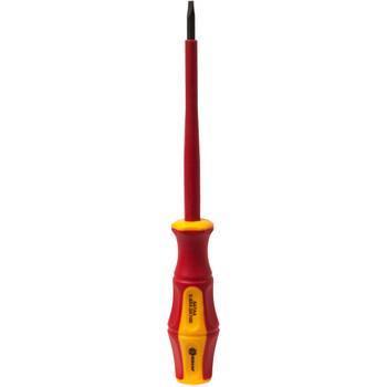Отвертка шлицевая Topex, SL 4,0×100 мм