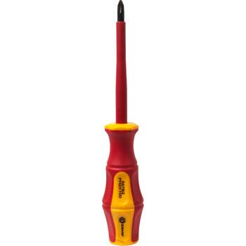 Отвертка крестовая Topex, PH №2, 100 мм
