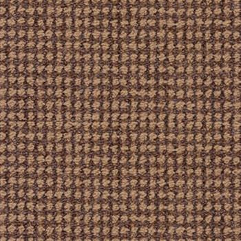 Ковровое покрытие Sintelon POINT 87358 коричневый 3 м